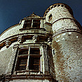 Palace Tower Of Chenonceau by Nafets Nuarb