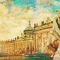 Palaces And Parks Of Potsdam And Berlin by Catf