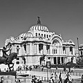 Palacio De Bellas Artes by Galexa Ch