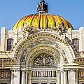 Palacio De Bellas Artes by Jess Kraft