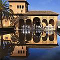 Palacio Del Partal La Alhambra by Guido Montanes Castillo