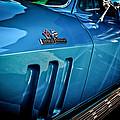 Pale Blue Rider -2 by Digital Kulprits