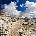 Pale Di San Martino Plateau by Antonio Scarpi