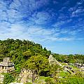 Palenque View by Jess Kraft