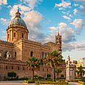 Palermo Cathedral by Gurgen Bakhshetsyan