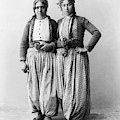 Palestine Gypsies, 1893 by Granger