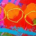 Palimpsest 004 by John  Nolan