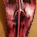 Palm Frond Red Man by Craig Incardone