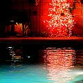 Palm Springs Christmas by Randall Weidner