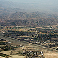 Palm Springs International Airport by John Daly