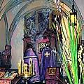 Palm Sunday Liturgy by Sarah Loft