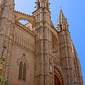 Palma Cathedral 5 by Herb Paynter