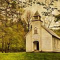 Palmer Chapel by Priscilla Burgers