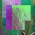 Palmier by Linda Dunn