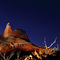 Palo Duro Canyon 2am-114844 by Andrew McInnes