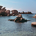 Palombaggia Beach And Rocks, Corsica by Panoramic Images