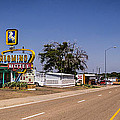 Palomino Motel by Angus Hooper Iii