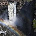 Palouse Falls II by Mark Kiver