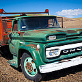 Palouse Gmc Truck by Inge Johnsson