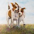Pals by Loretta Luglio