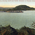 Panama Canal La Boca by Granger