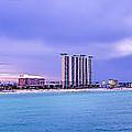 Panama City Beach by David Morefield