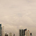Panama City Skyline by Helix Games Photography