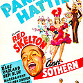 Panama Hattie, Us Poster, Center by Everett