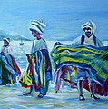 Panama.beach Market by Anna  Duyunova