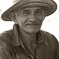 Panamanian Country Man by Heiko Koehrer-Wagner