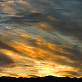 Panamint Sunset by Joe Schofield