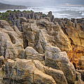 Pancake Rock by Kim Andelkovic