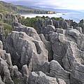 Pancake Rocks by Olaf Christian