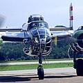 Panchito B 25 J Warbird by James C Thomas
