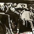 Pancho Villa Ambushed July 20 1923 1923 Dodge Touring Car 1923-2013 by David Lee Guss