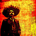 Pancho Villa by Joan  Minchak