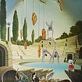 Pane Et Circenses by Gyuri Lohmuller