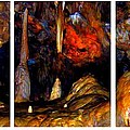 Panels Of A Cave by Bruce Nutting