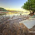 Panglao Port Sunset 4.0 by Yhun Suarez