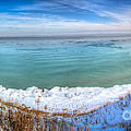 Panning Lake Michigan by Andrew Slater