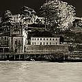 Panorama Alcatraz Up Close by Scott Campbell