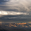 Panorama Clearing Summer Storm Bryce Canyon National Park Utah by Dave Welling