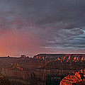 Panorama North Rim Grand Canyon National Park Arizona by Dave Welling
