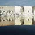 Panorama Of Iceberg Ross Sea Antarctica by Carole-Anne Fooks