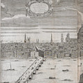 Panorama Of London by British Library