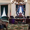 Panorama Of The Vermont State House Montpelier Vermont by Thomas Marchessault