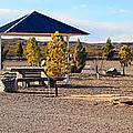 Panorama Outdoor Community Area by Roena King