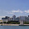 Panorama Over Lisbon Oceanarium by Paulo Goncalves