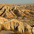 Panorama Point Badlands National Park by Fred Stearns