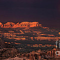 Panorama Rainbow Bryce Canyon National Park Utah by Dave Welling